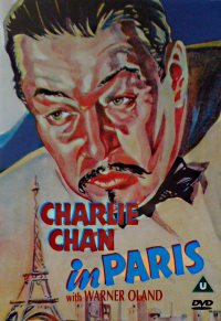 Charlie Chan in Paris Orbit-DVD