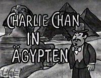 Dharlie Chan in Ägypten