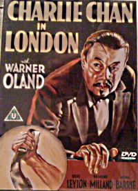 Charlie Chan in London - Orbit DVD