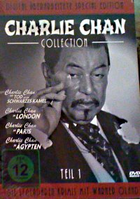 Charlie Chan Collection Teil 1