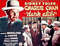 Dark Alibi Poster