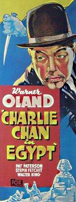 Charlie Chan in Egypt - Australien
