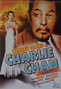 Original-dvd Charlie Chan in Egypt