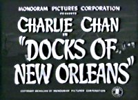 Docks of New Orleans - Title