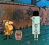 Insepktor Clouseau und Charlie Chan 1