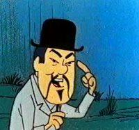Insepktor Clouseau und Charlie Chan 3