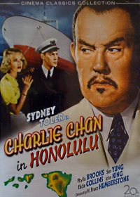 Charlie Chan in Honolulu DVD