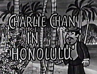 Charlie Chan in Honolulu dtTitel