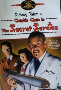 Charlie Chan in the Secret Service DVD