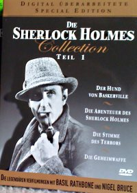 Die Sherlock Holmes Collection 1