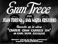 Eran Trece - Title