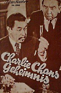 Charlie Chans Geheimnis - Filmkurier