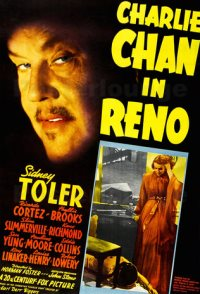 Charlie Chan in Reno - Poster 2