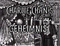 Charlie Chans Geheimnis - dtTitel