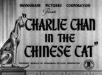 The chinese Cat - Title