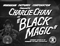 Black Magic - Originaltitle