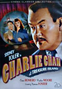 Charlie Chan at Treasure Island - DVD