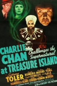 Charlie Chan at Treasure Island - Poster 1