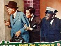 The chinese Cat - Lobby card 2