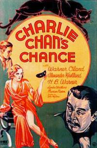 Charlie Chans Chance - Poster1