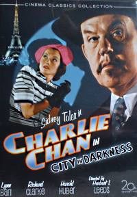 City in Darkness - DVD Cover