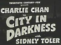 City in Darkness - Title