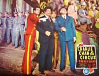 Charlie Chan at the Circus - Lobbycard 3