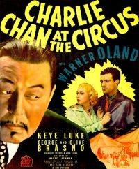 Charlie Chan at the Circus - Poster 1