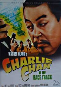 Charlie Chan at the Race Track - DVD