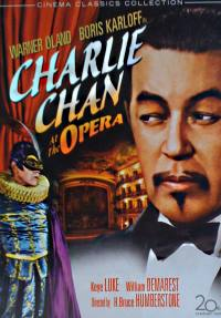 Charlie Chan in the Opera - DVD