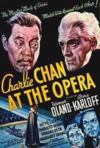 Charlie Chan at the Opera - Poster1