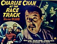 Charlie Chan at the Race Track - poster3