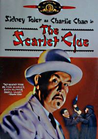 The Scarlet Clue - DVD