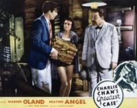Charlie Chans Greatest Case - Lobbycard 1b