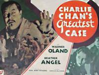 Charlie Chans Greatest Case - Poster 2