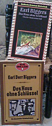 Das Haus ohne Schlüssel - Earl derr Biggers