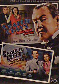 Charlie Chan in Panama - DVD