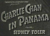 Charlie Chan in Panama - OriginalTitle