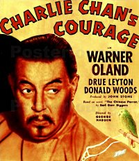 Charlie Chans Courage - Poster 1