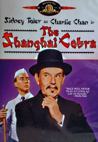 The Shanghai Cobra - DVD
