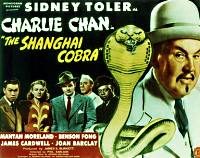 The Shanghai Cobra - Poster 2