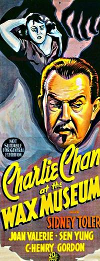 Charlie Chan at the Wax Museum - poster3