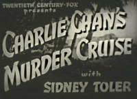 Charlie Chans Murder Cruise - originaltitle