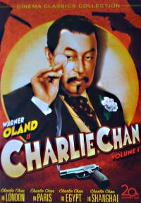 Charlie Chan - Cinema Classics Collections 1