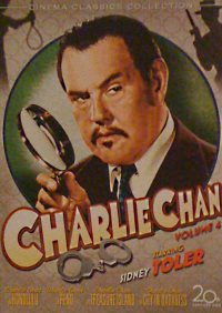 Charlie Chan - Cinema Classics Collections 4