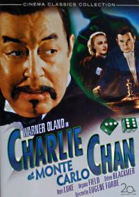 Charlie Chan at Monte Carlo - DVD