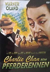 Charlie Chan beim Pferderennen - dt DVD