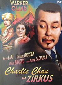 Charlie Chan im Zirkus - dt DVD