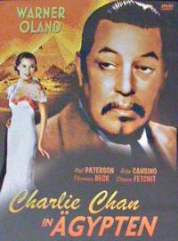 Charlie Chan in Ägypten - dt DVD