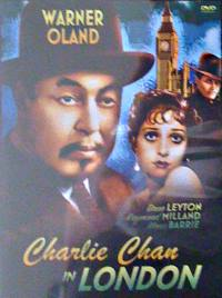 Charlie Chan in London - dt DVD
